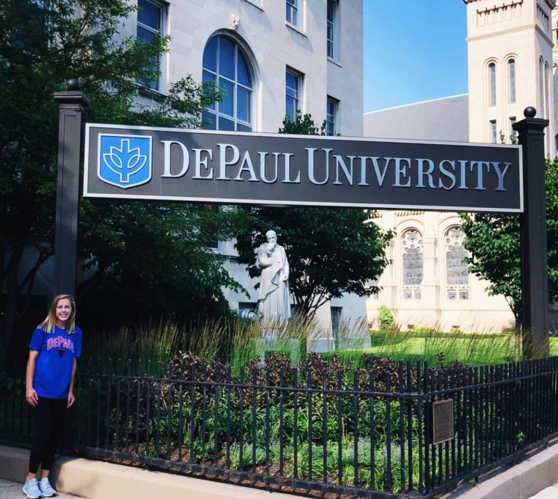 Class of 2020 OH/DS Jill Pressly Commits to DePaul