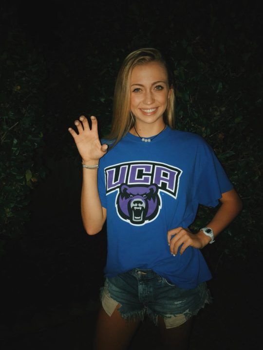 Central Arkansas Earns Commitment From 2019 MB/RS Kailee Moon