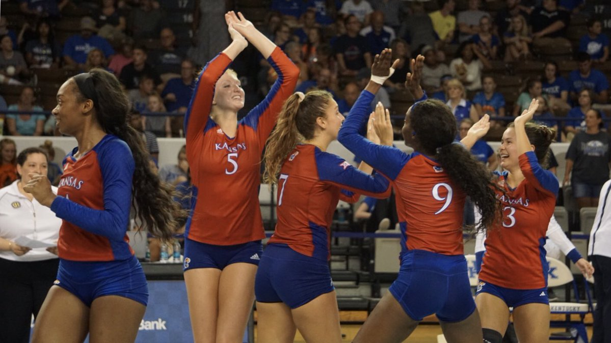 Jayhawks Open Home Season vs. American, Auburn, LMU