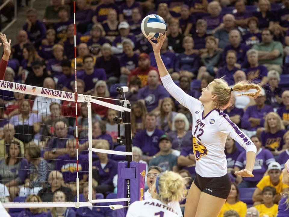 UNI Continues Tough Slate at Illini Classic