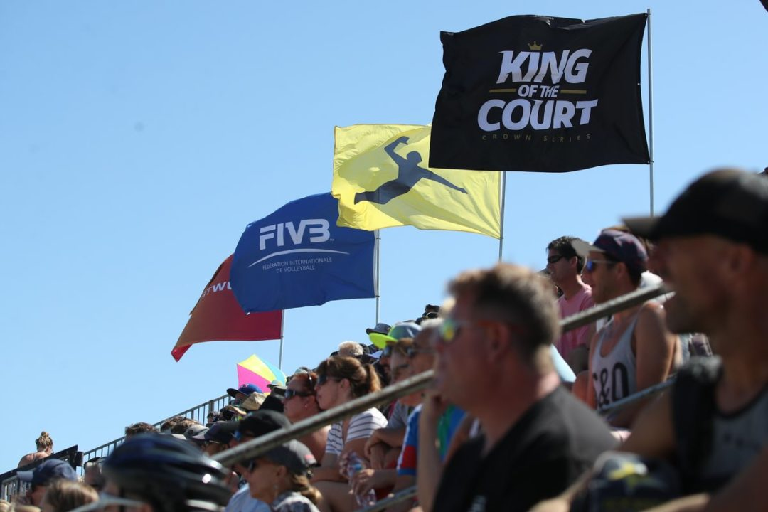 WATCH LIVE: King of the Court Huntington Beach Semifinals at Noon ET