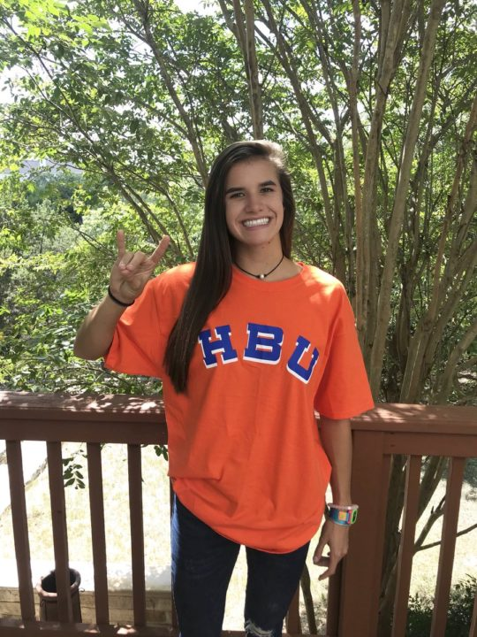 2019 Recruit Kristen Kleymeyer Commits to Houston Baptist Beach
