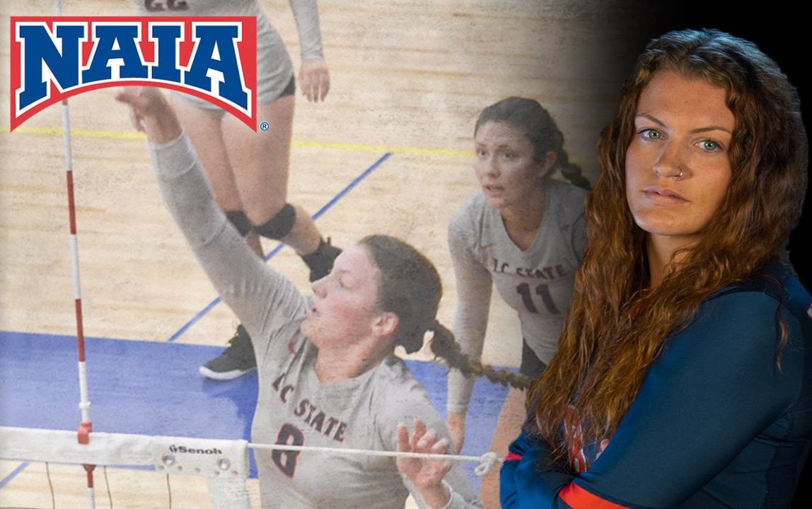 Gregg, Reid, Berry Selected as NAIA National Players of the Week