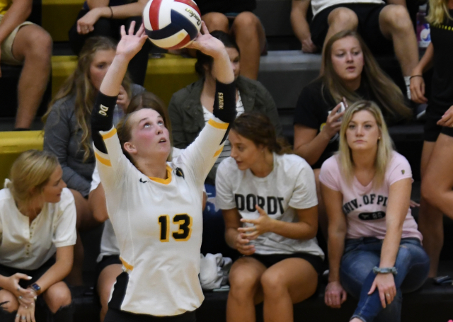 Hilger, Korn, De Jager Tabbed as NAIA Players of the Week