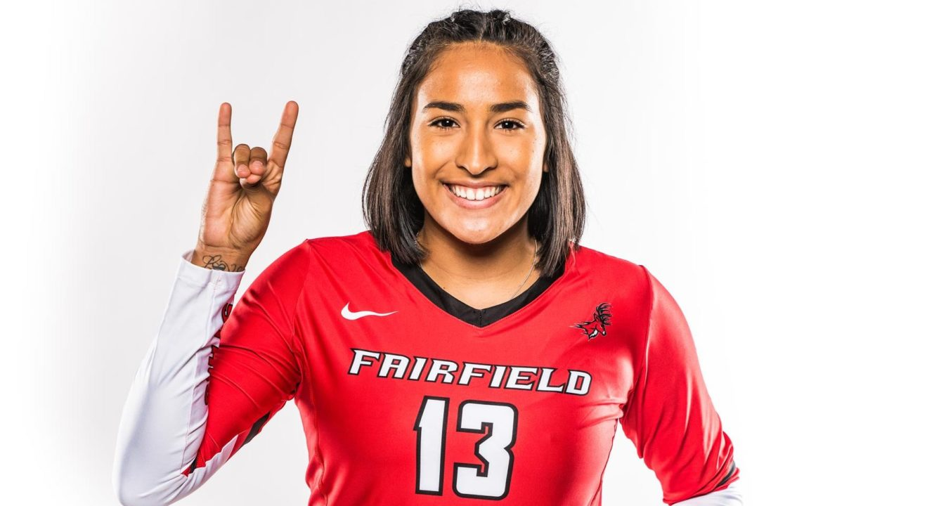 Fairfield's Garcia Tabbed as MAAC Player of the Week