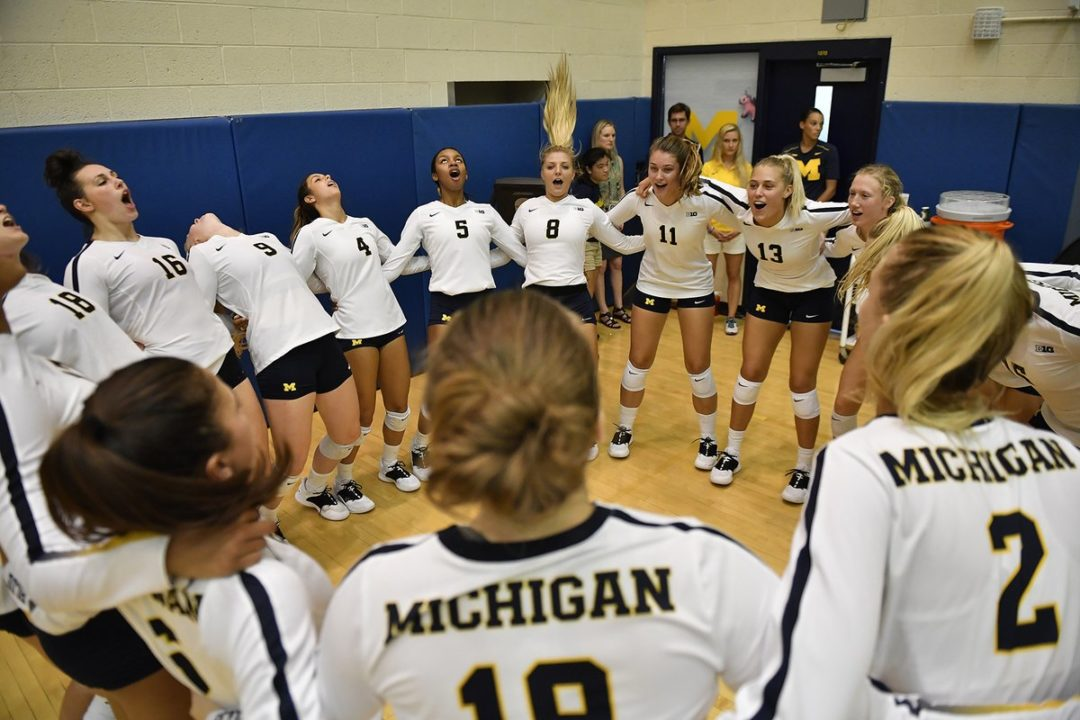 Wolverines Put 6-0 Record on the Line at Michigan Challenge