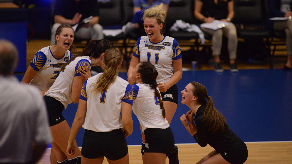 Morehead State Sweeps Tennessee Tech for 350th OVC Win