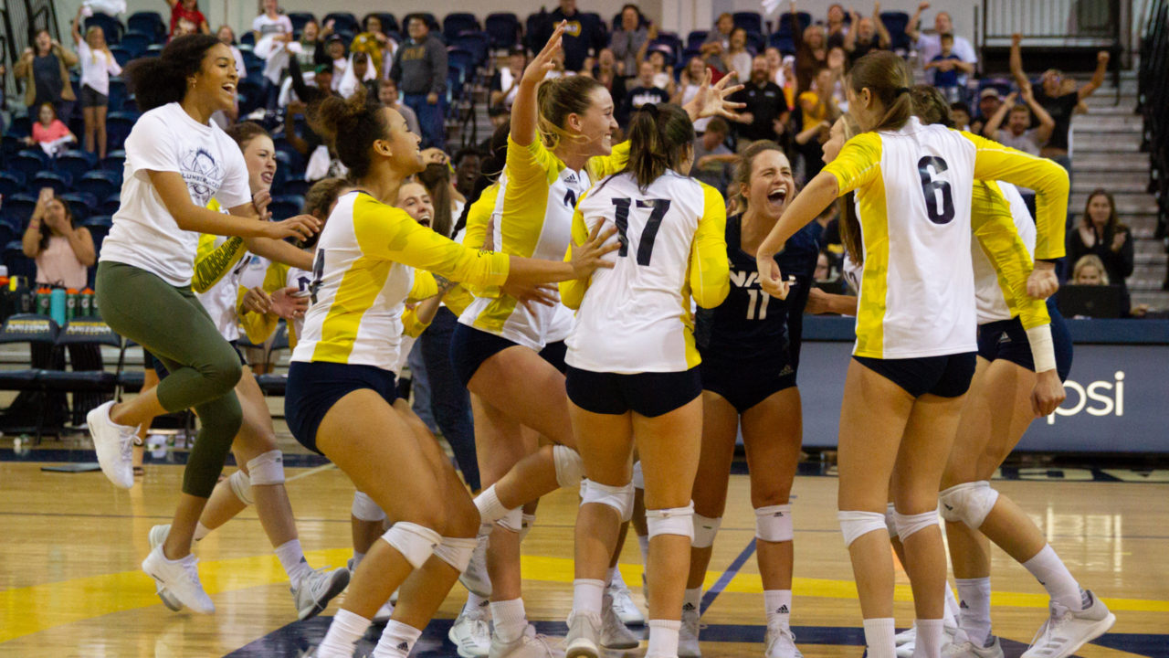Co-Regular Season Champs NAU, Idaho to Meet in Big Sky Title Match