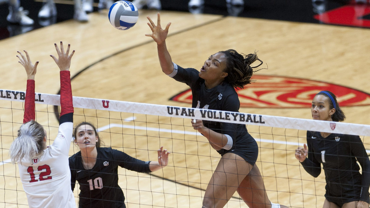 Following 5-Set Win Over #25 Utah, Colorado Now 4-0 with Abu in the Lineup