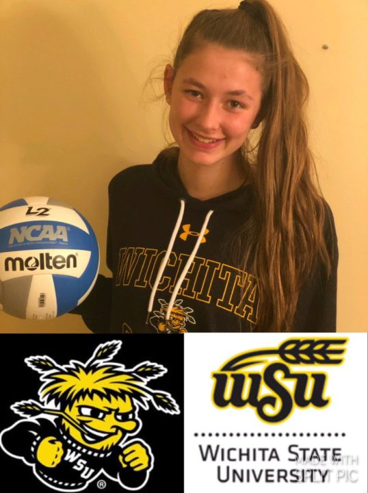 Class of 2020 MB/RS Natalie Foster Commits to Wichita State