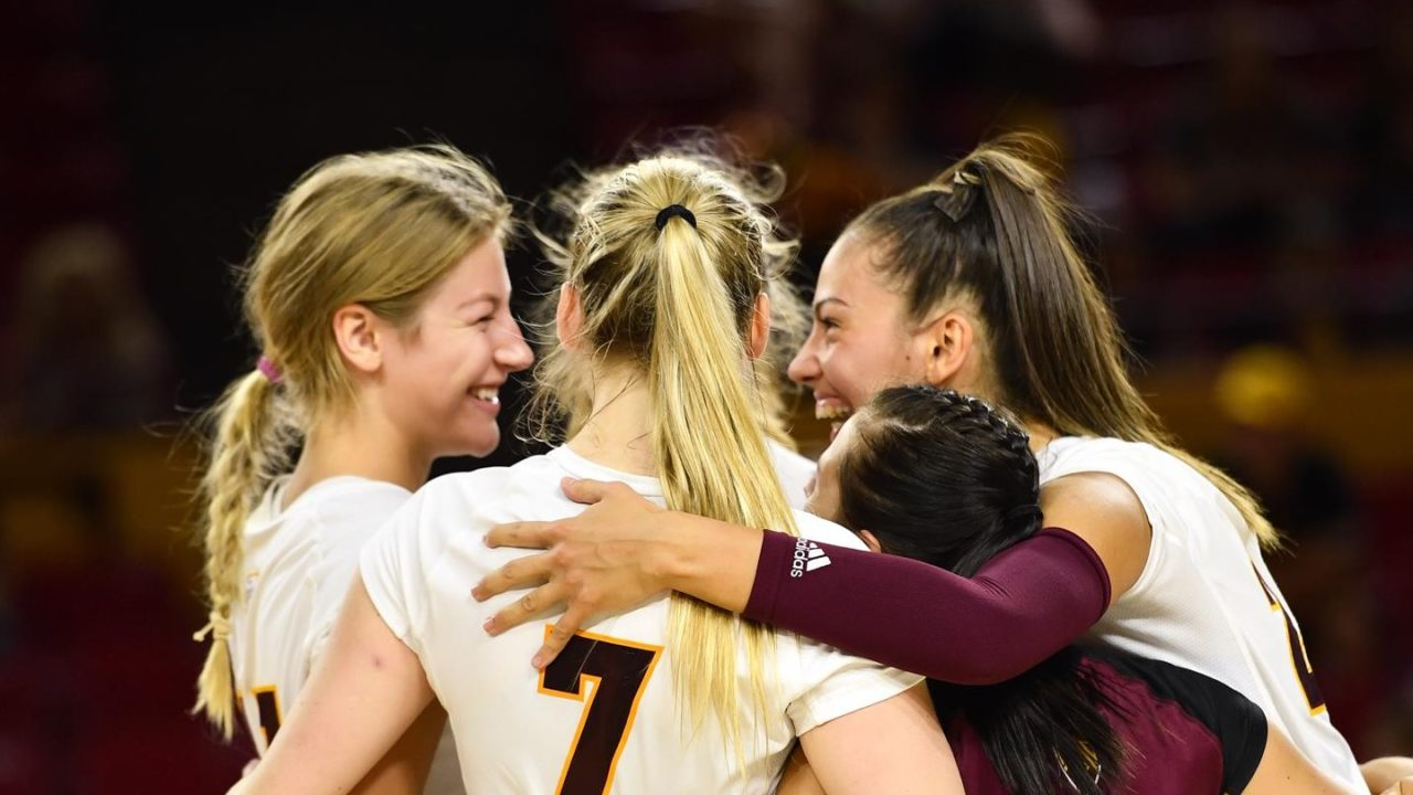 Pac-12 Volleyball: State of Arizona Shows Out Friday Night