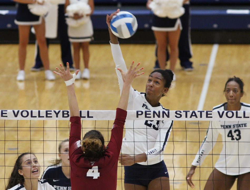 Penn State Heads to Washington D.C. for American Volleyball Classic