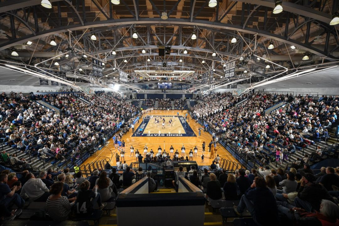 Winning for a Legend: Penn State Sweeps Invitational, Honors Rose