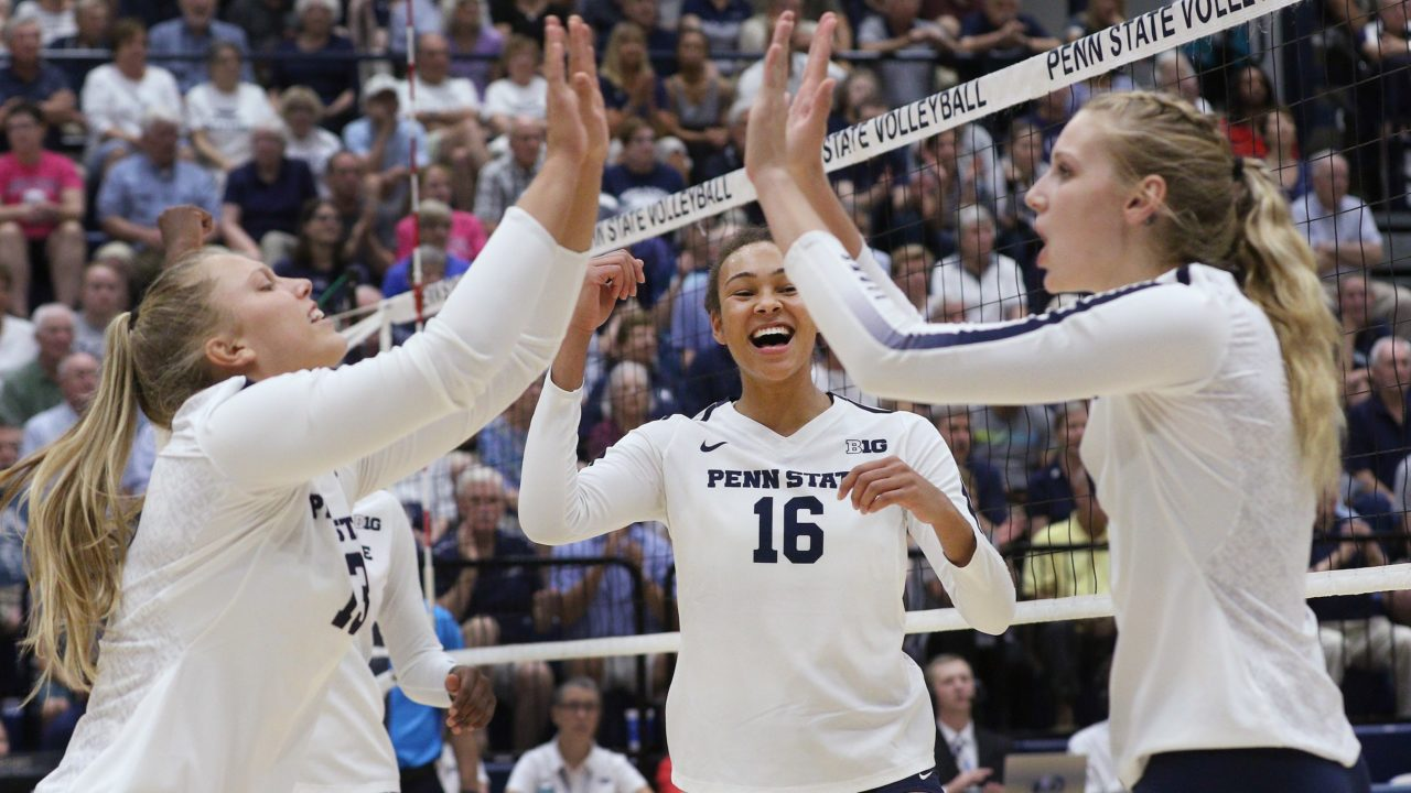 #11 Penn State Tops #4 Nebraska for First Time Since 2014