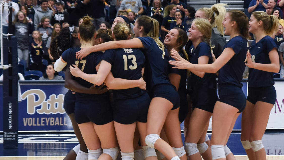 The Race for Perfection in NCAA Volleyball: and Then There Were 2
