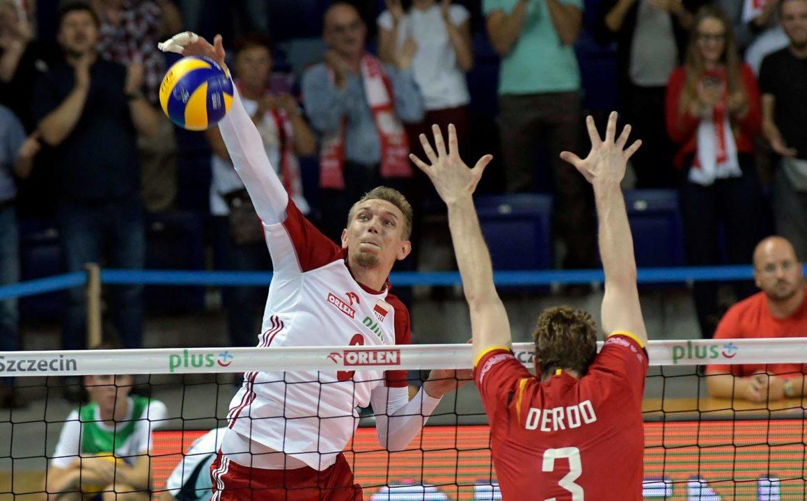 Defending World Champs Poland Top Belgium in Two Friendlies