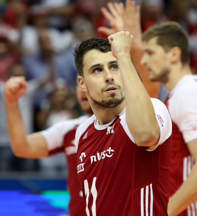 6-Team Final for 2018 Men's Volleyball World Championship is Set