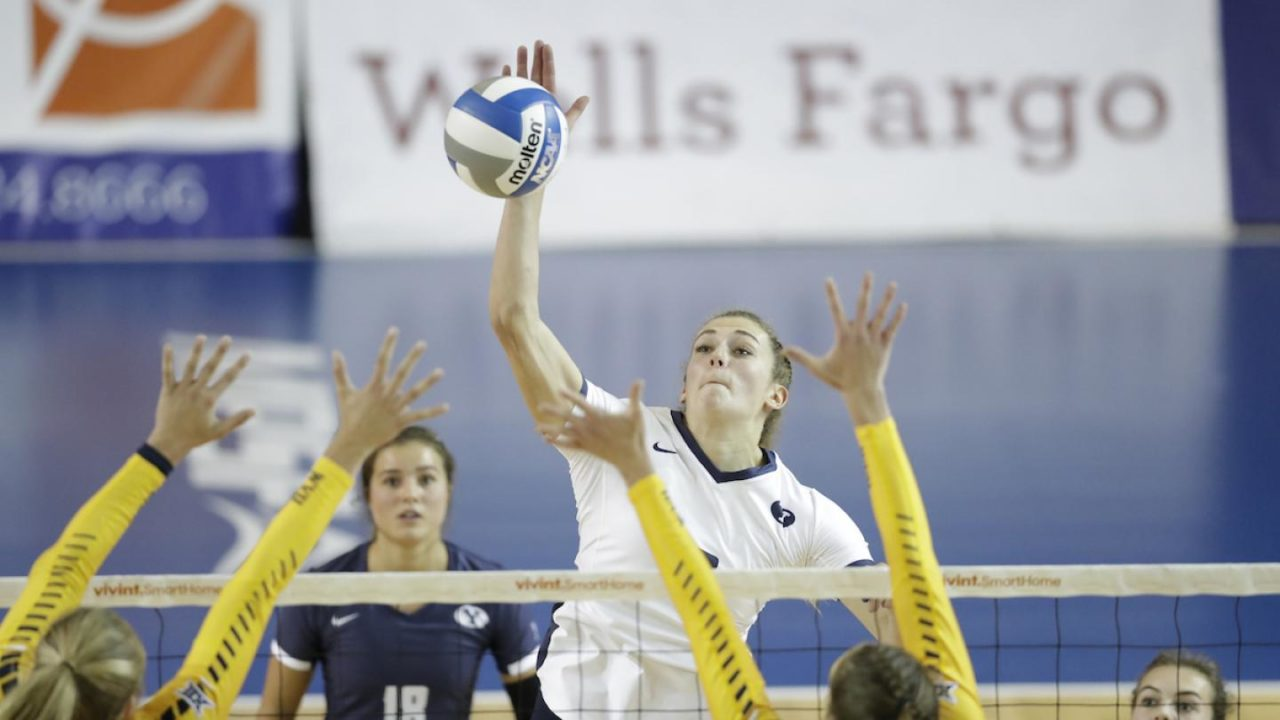 Roni Jones-Perry & #1 BYU Start Marquette Tournament with Sweep of #5 USC