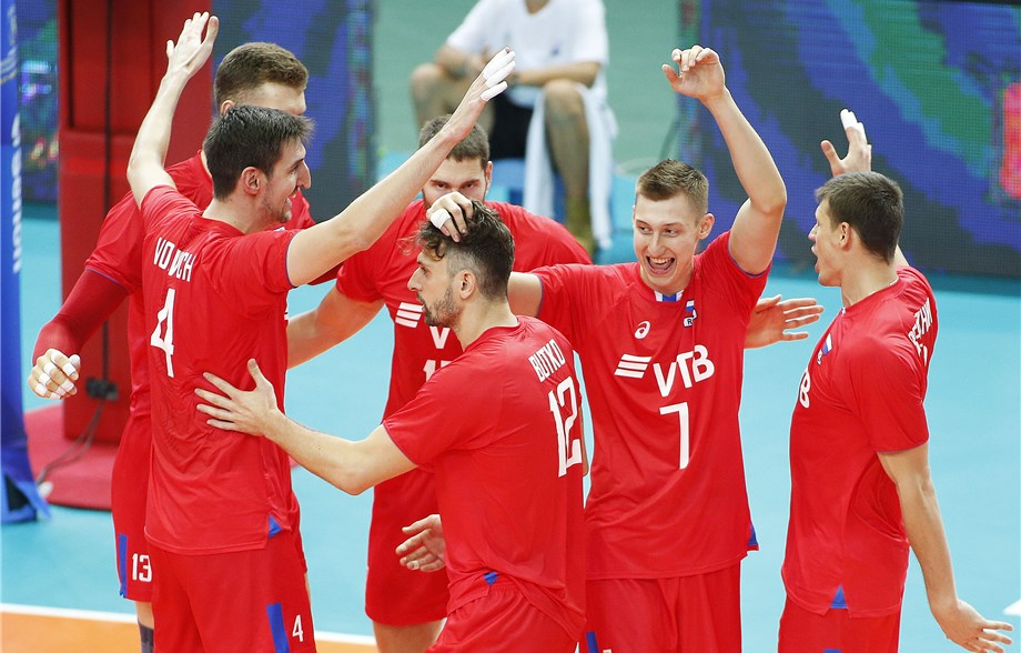 Russia Sets WCH Scoring Record Against Tunisia With 25-6 Set Win