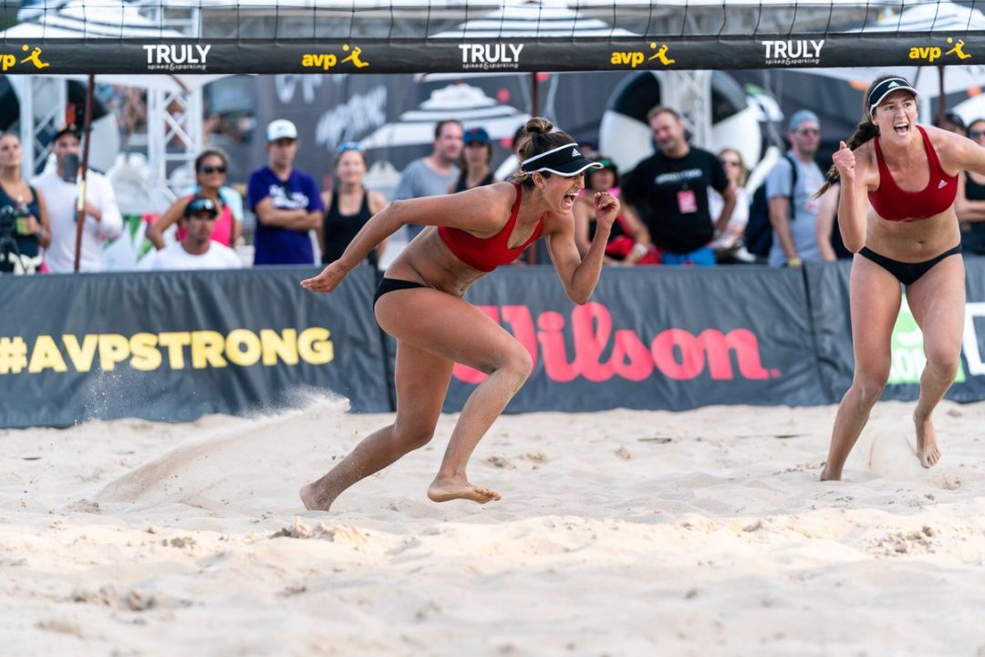Still In It: Sponcil/Cannon Go From Qualifiers to AVP Chicago Semis