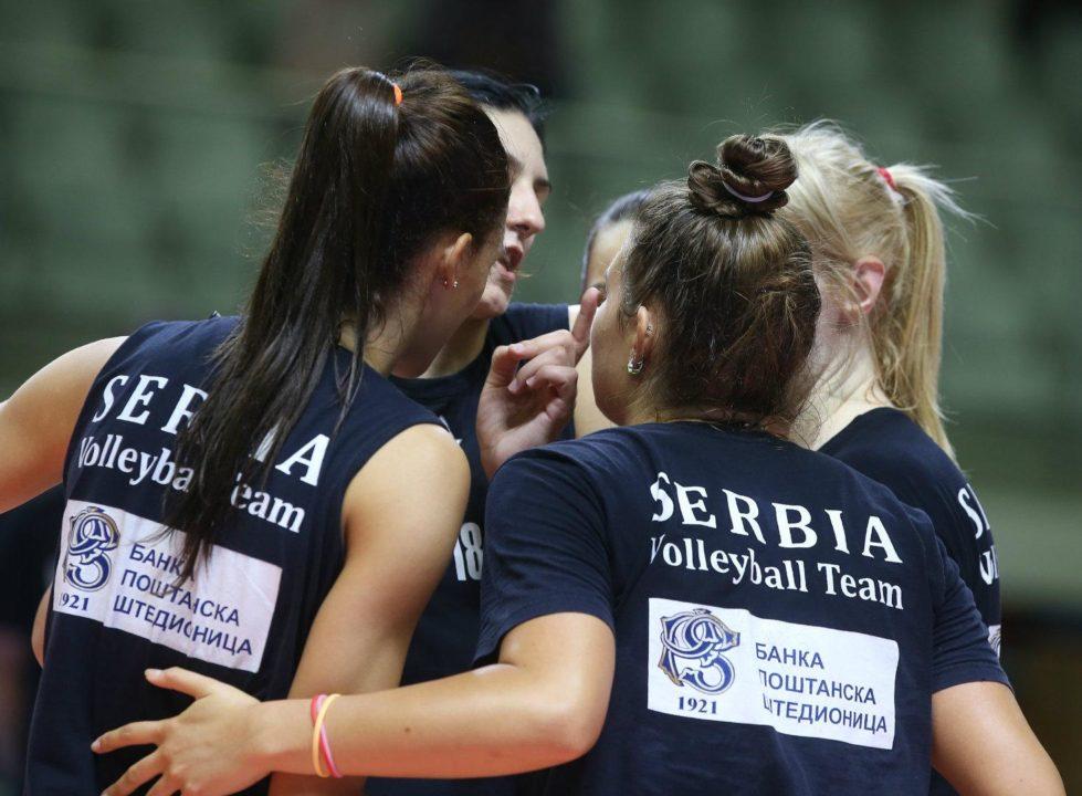 Turkey and Serbia Women Split in Pre-Worlds Friendlies