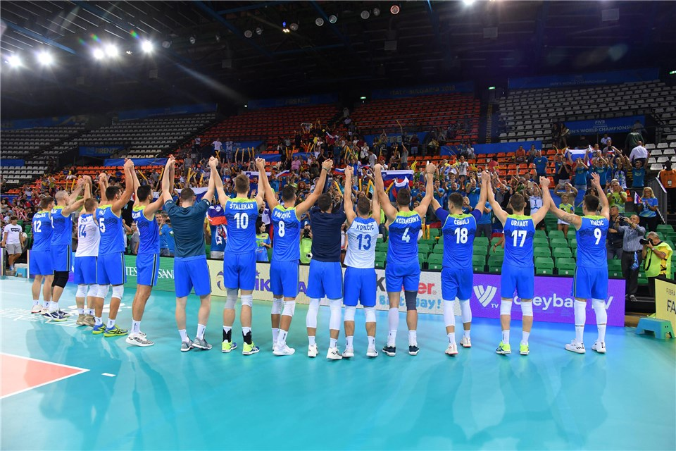 Men's Volleyball World Championships: September 14 Daily Summary