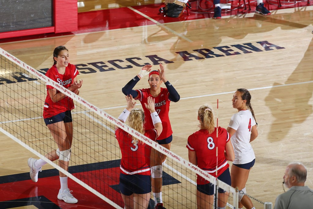 Big East Roundup: St. John's Rallies from Down 0-2; Creighton Sweeps