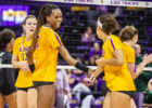 Olivia Beyer Back from Injury for LSU for 3-2 Barnburner Over SMU