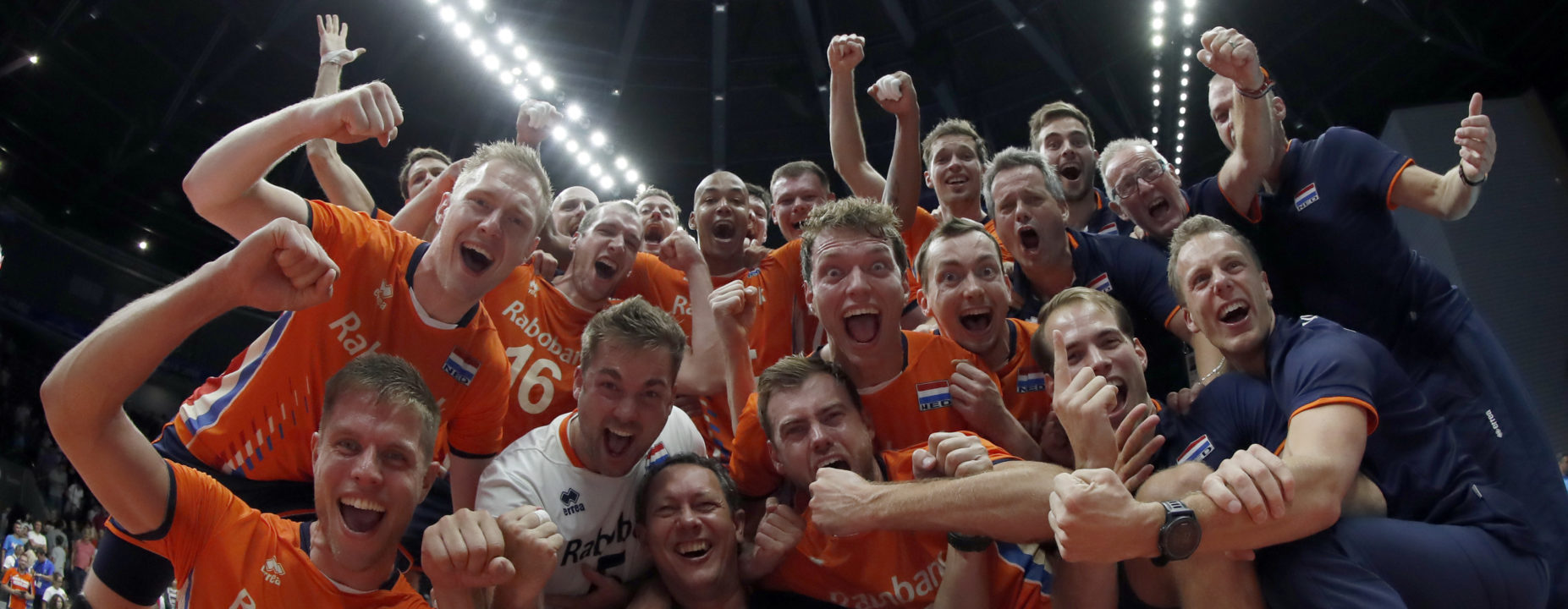 The Dutch Men Are Shocking the World Championships Field with Upsets