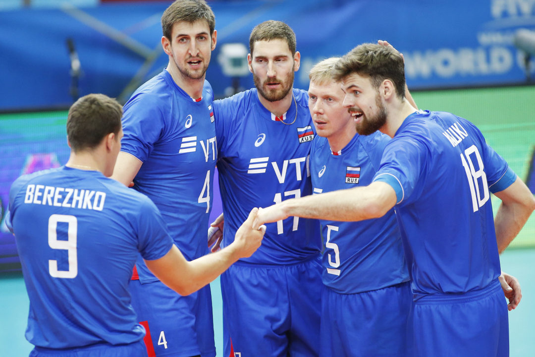 Russia's Win Over Tunisia Breaks All-Time Worlds Scoring Record