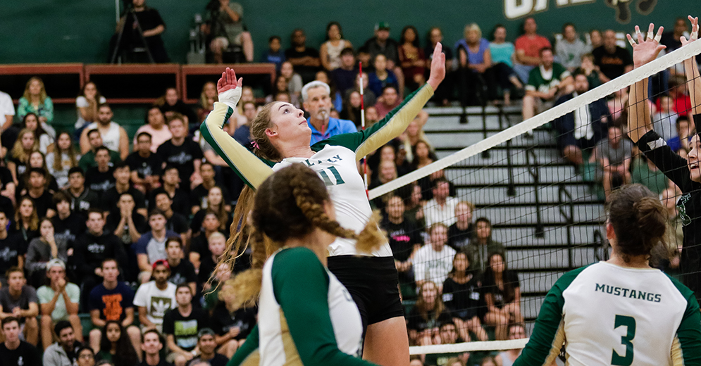Cal Poly Defeats #11 Bruins for a Second Time