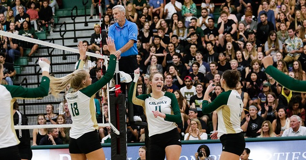 Cal Poly's Torrey Van Winden, Crosson, DeNecochea, UC Irvine's Marjama Honored by Big West