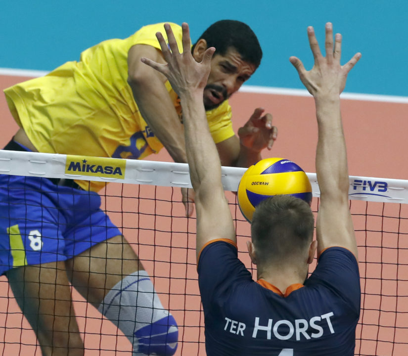 Staticistally Speaking: DeSouza, Jiang Lead Scoring at #FIVBMensWCH