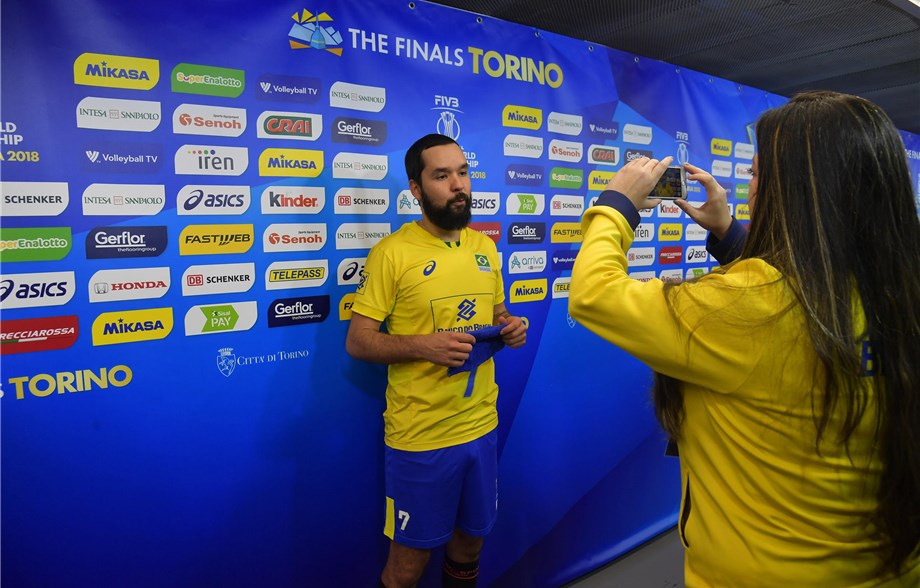 Brazil's Backup Setter Leads Team to World Championships Victory