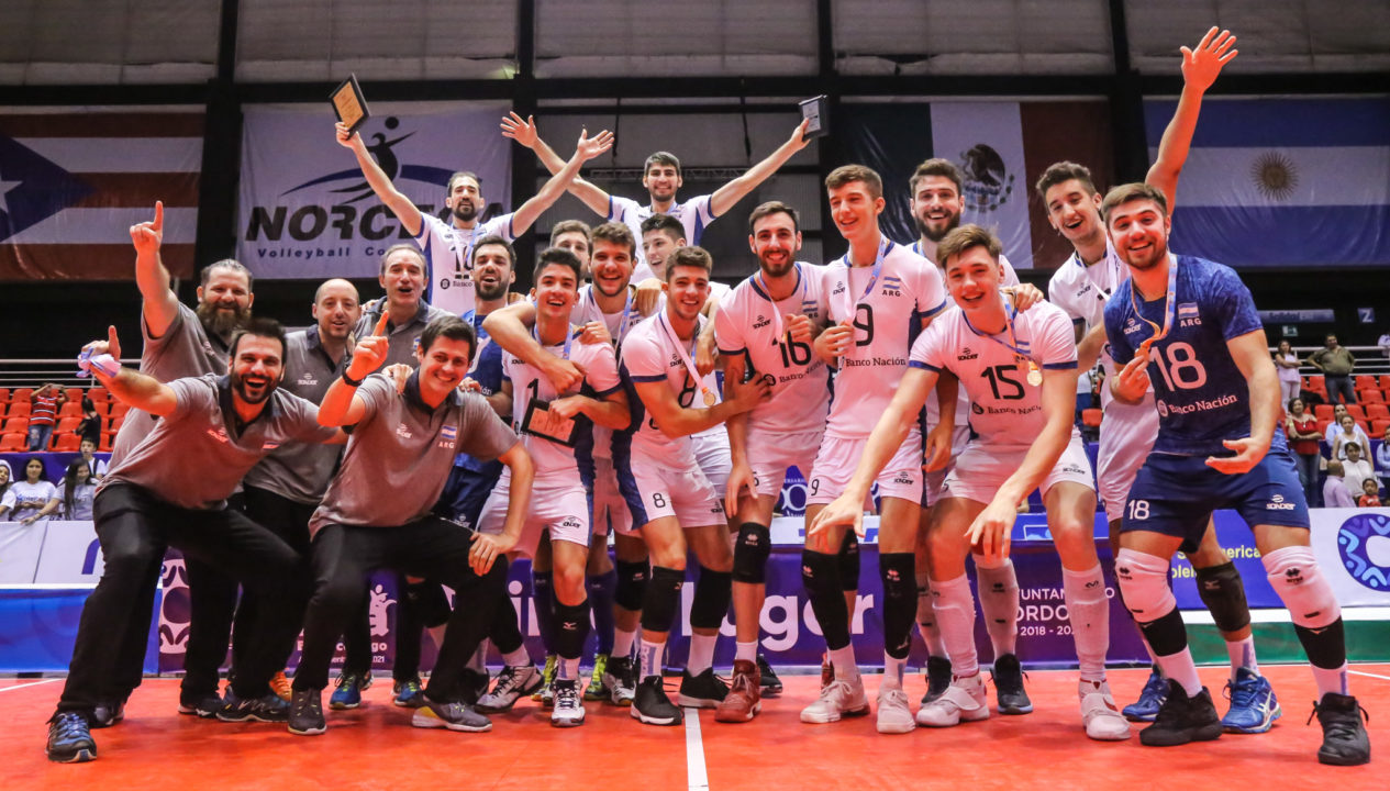 Argentina Beats Brazil in a Stunner to Claim Pan Am Cup Gold