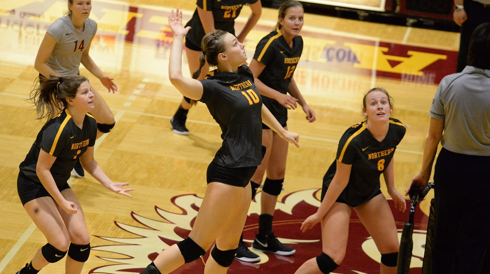 Northern State Earns First #1 Ranking in AVCA Division II Poll