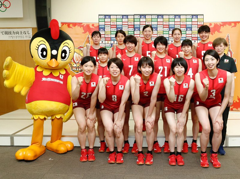 Japanese Women Release Final 14 for World Championships & Surprises