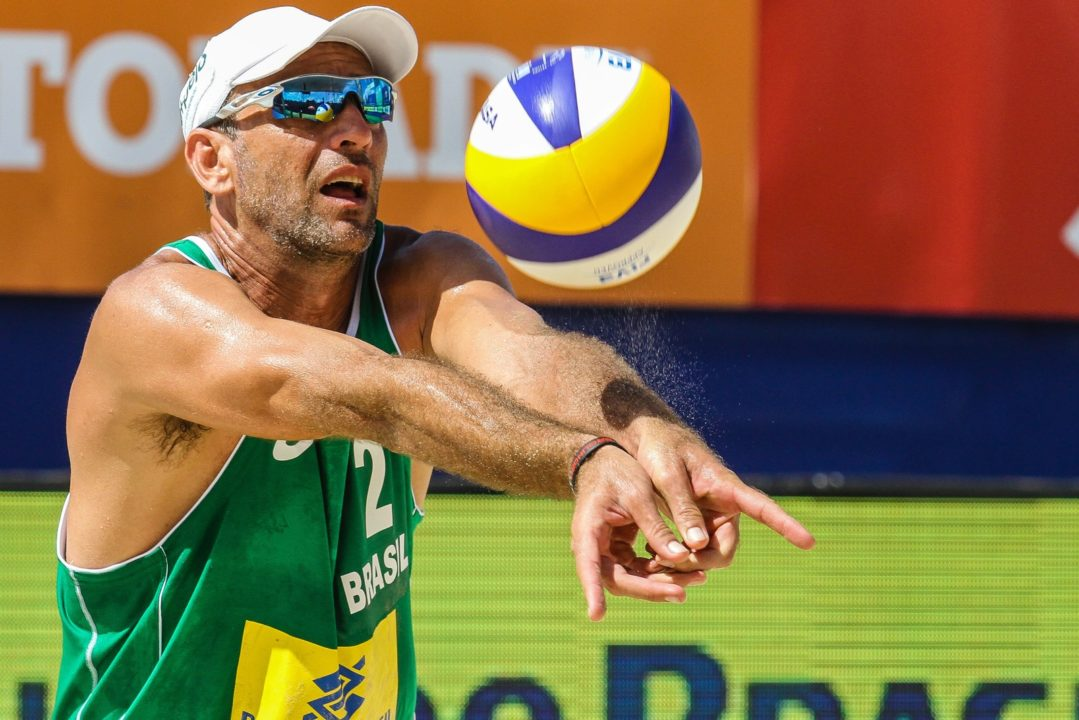 Olympic Silver Medalist And World Champ Marcio Comes Out of Retirement