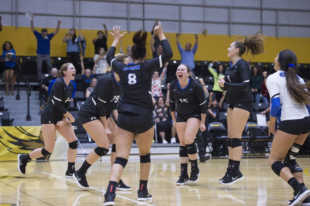 Another #1: Cal State San Bernardino Headlines AVCA DII Poll