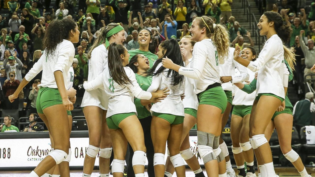 VolleyMob Top 25 Power Rankings (Week 7): Oregon Hops Back Up
