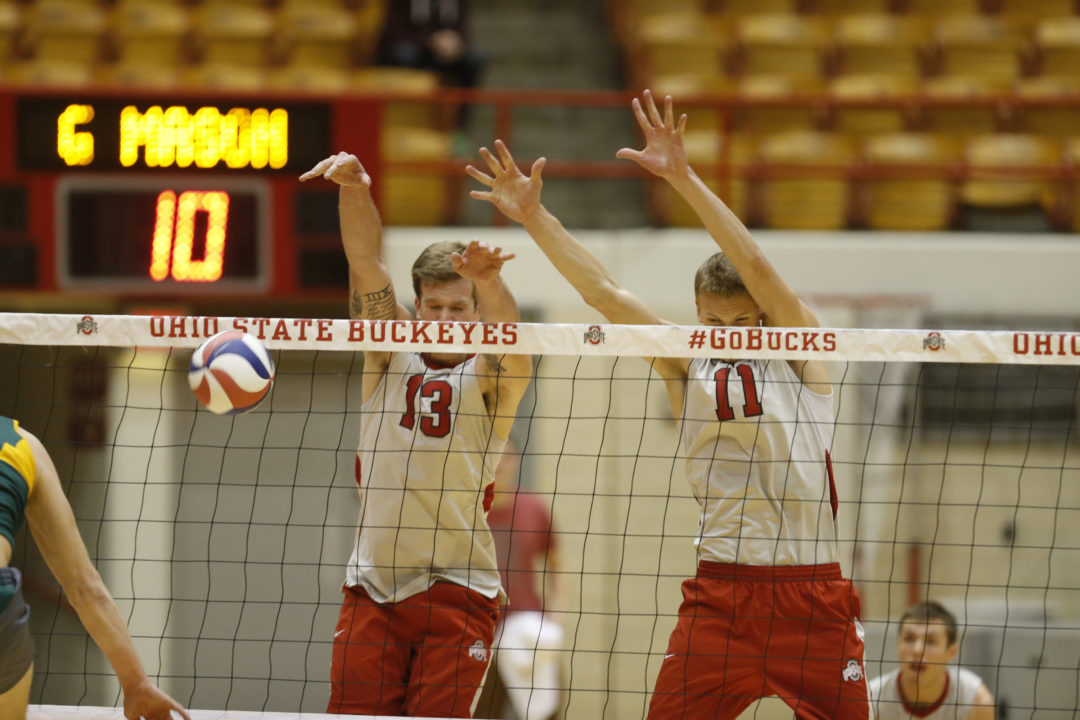 Ohio State Men's Volleyball Schedule Features Volley Four Field