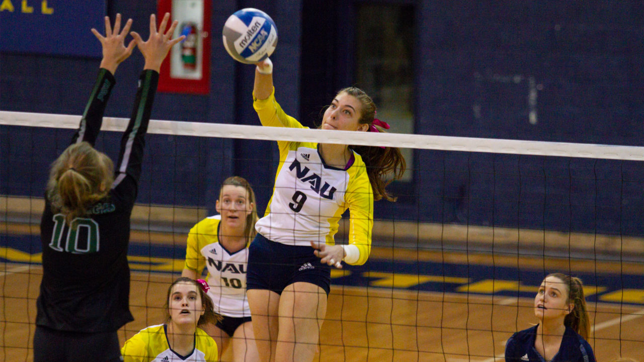 Northern Arizona Heads to Montana After Clinching Conference Tourney Berth