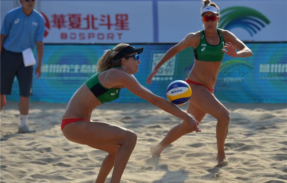USA Women Go 6-0; Doherty/Allen Among Men's Pool Winners in Yangzhou