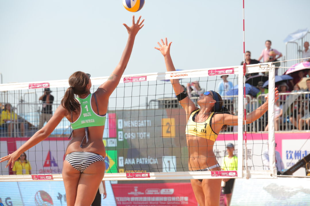 Brazil's Ana Patricia/Rebecca Take Gold at Qinzhou Three Star
