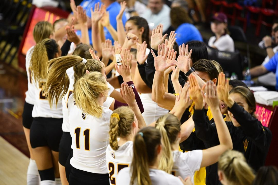 Arizona State Earns 1st AVCA Ranking since 2015; BYU Remains #1