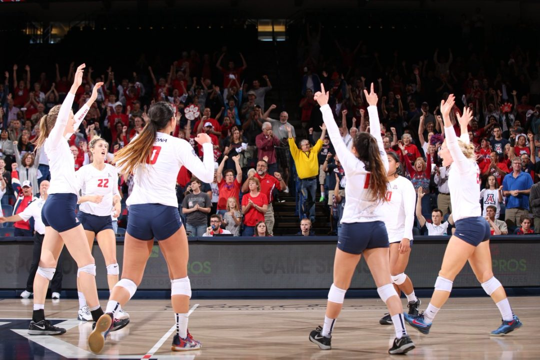 Arizona Welcomes Ranked Foes in Washington, Washington State to McKale