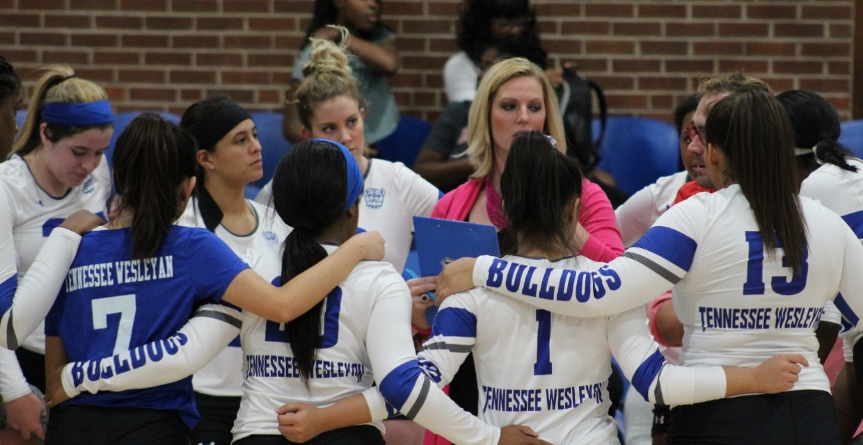 Ashley Harris Becomes Winningest Coach in Tennessee Wesleyan History