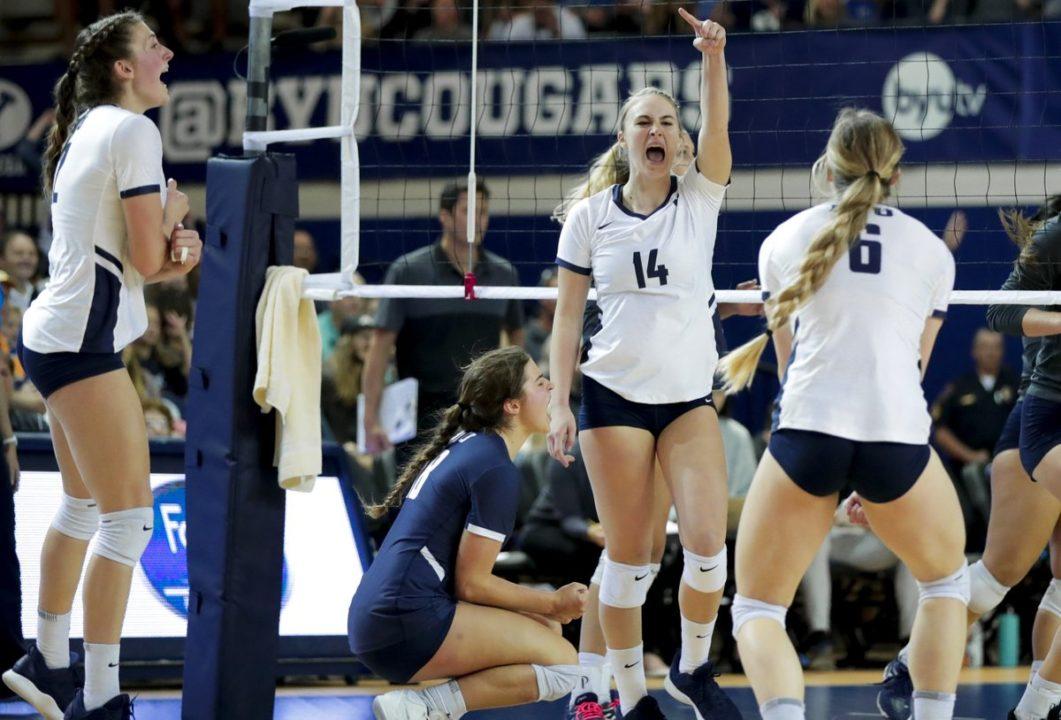 WCC: #1 BYU, San Diego Headline Saturday Slate with Sweeps