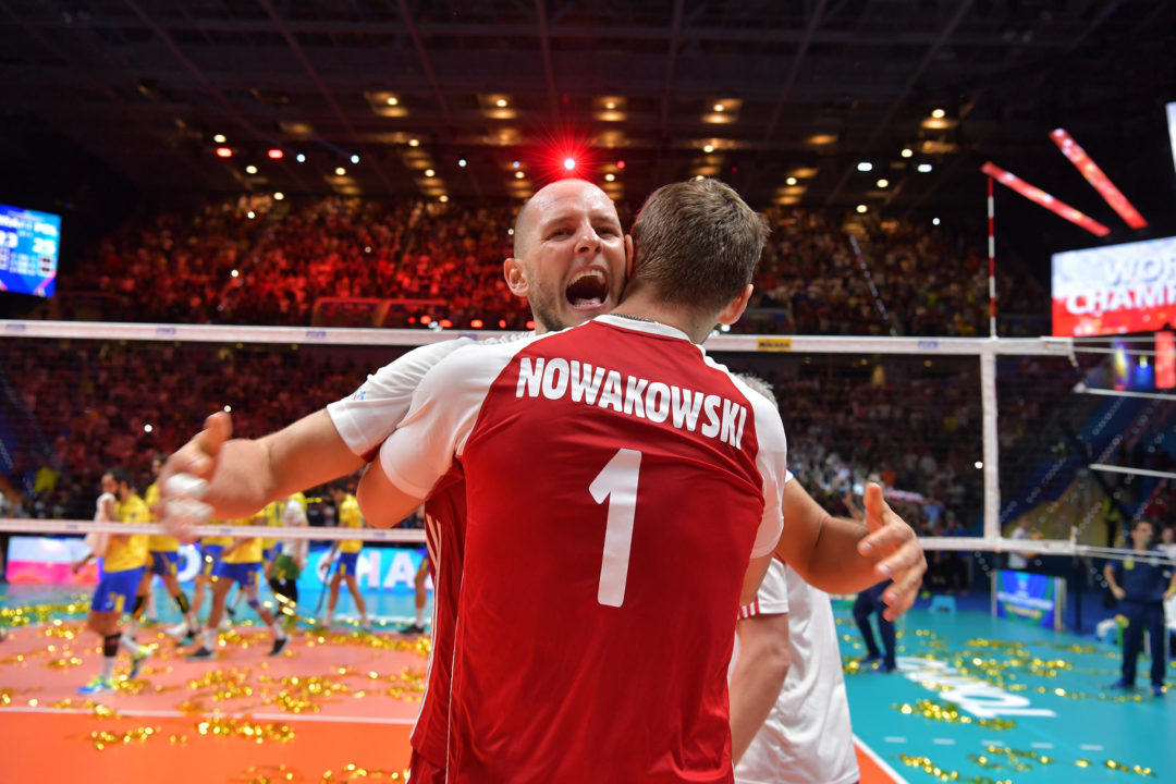 Poland's Bartosz Kurek Named World Championship MVP (DREAM TEAM)