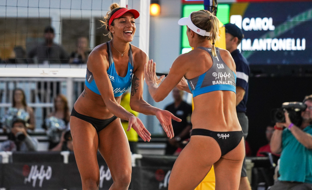 Canada's Bansley/Wilkerson, Pavan/Humana-Paredes To Vie for Vegas Gold